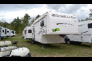 Used 2004 NuWa Hitchhiker 34.5 Fifth Wheel For Sale