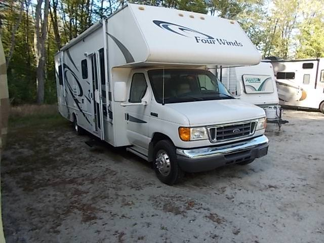 Buy a Used Thor Four Winds in Center Conway, New Hampshire.