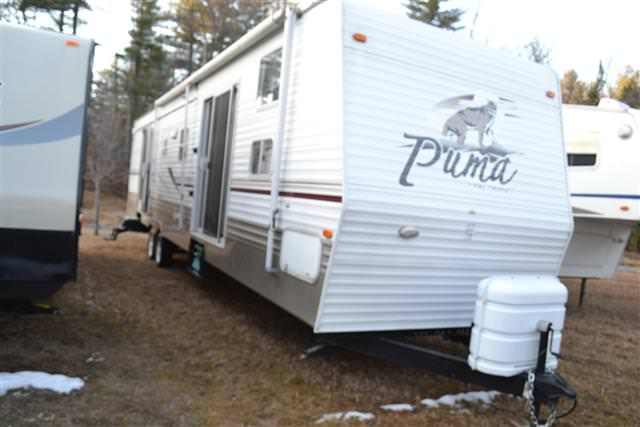 Used Travel Trailer Palomino Rvs And Motorhomes For Sale