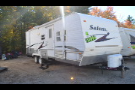 Used 2007 Forest River Salem 25BHS Travel Trailer For Sale