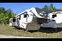 Used 2013 Heartland Big Country 3650RL Fifth Wheel For Sale