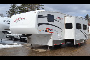 Used 2007 K-Z Sport 33P Fifth Wheel Toyhauler For Sale