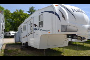 Used 2008 Forest River Wildcat 30 LOFT Fifth Wheel For Sale