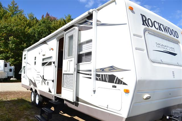 2008 Rockwood Rv Lite