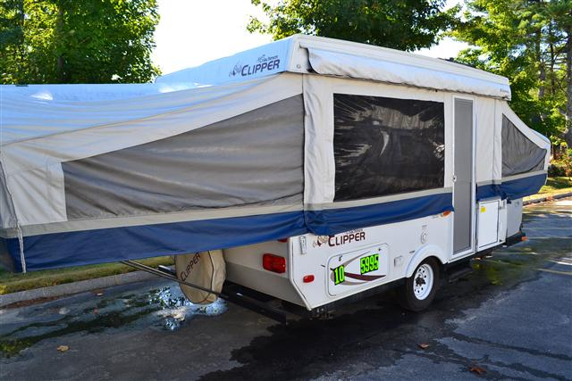 2010 Coachmen Clipper
