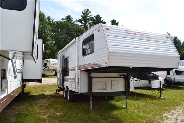 Used 1997 Jayco Eagle 234 SPIRIT Fifth Wheel For Sale