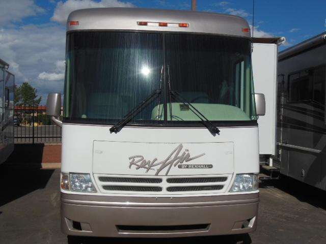 Buy a Used Rexhall Rexair in St. George, UT.