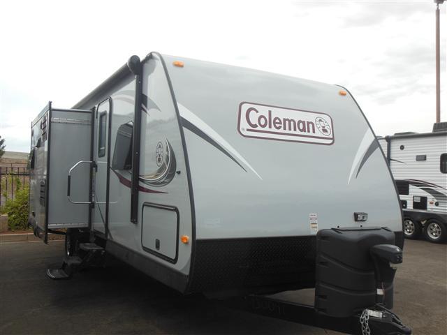 2015 Coleman Explorer