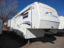 Used 2002 Keystone Challenger 32TIB Fifth Wheel For Sale