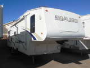 Used 2007 Gulfstream Mako 33FBHT Fifth Wheel For Sale