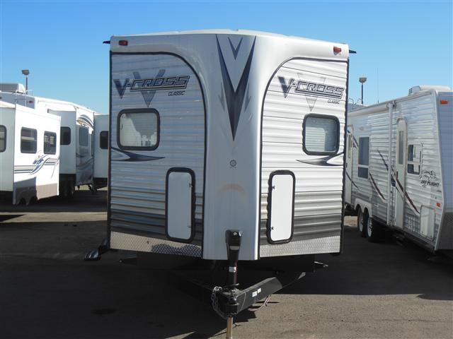 2013 Forest River V-cross