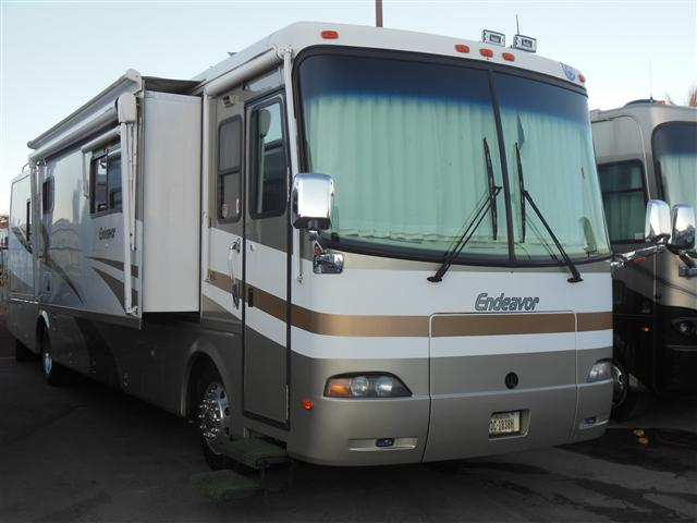 Buy a Used Holiday Rambler Endeavor in St. George, UT.
