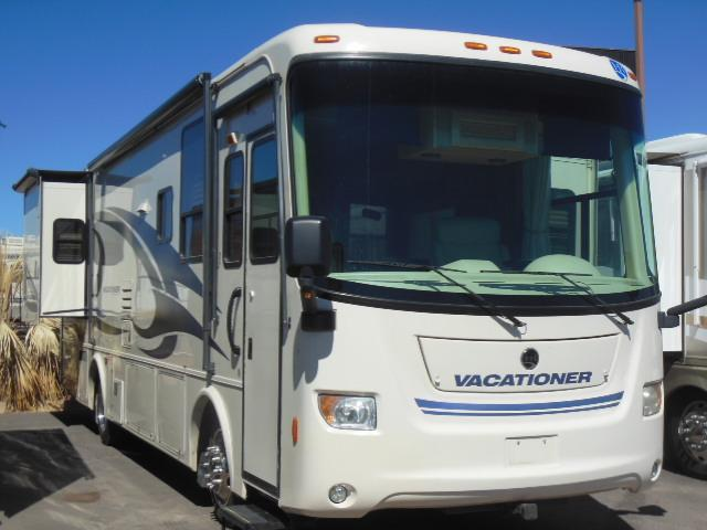 Buy a Used Holiday Rambler Vacationer in St. George, UT.