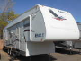 Used 2005 Jayco Eagle 325BHS Fifth Wheel For Sale