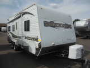 Used 2013 Forest River SHOCKWAVE MX 21FSMX Travel Trailer Toyhauler For Sale