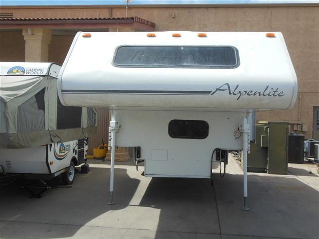 Buy a Used Alpenlite Cheyenne in St. George, UT.
