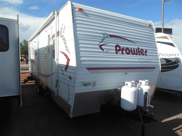 Buy a Used Fleetwood Prowler in St. George, UT.