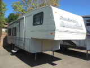 Used 1991 Kit Manufacturing Company Road Ranger 26SF Fifth Wheel For Sale