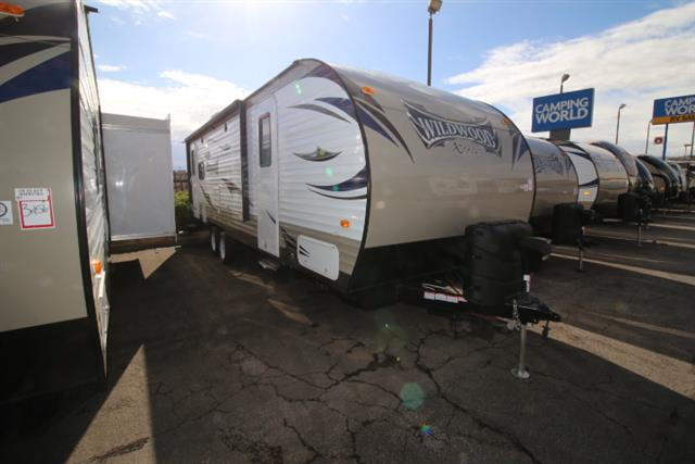 New 2016 Forest River Wildwood 252RLXL Travel Trailer For Sale