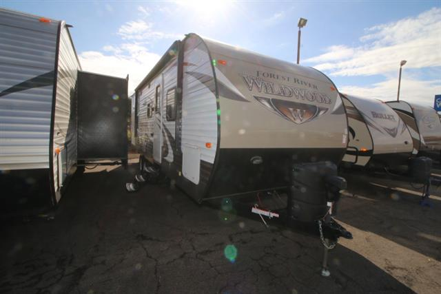 New 2016 Forest River Wildwood 26TBSS Travel Trailer For Sale