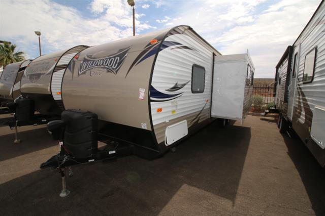 New 2016 Forest River Wildwood 272QBXL Travel Trailer For Sale