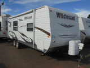 Used 2011 Forest River Wildwood 25RKS Travel Trailer For Sale