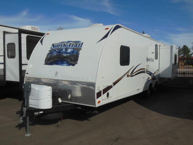 Used 2011 Heartland North Trail 31RED Travel Trailer For Sale
