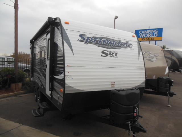 New 2015 Keystone Springdale 189SRT Travel Trailer For Sale