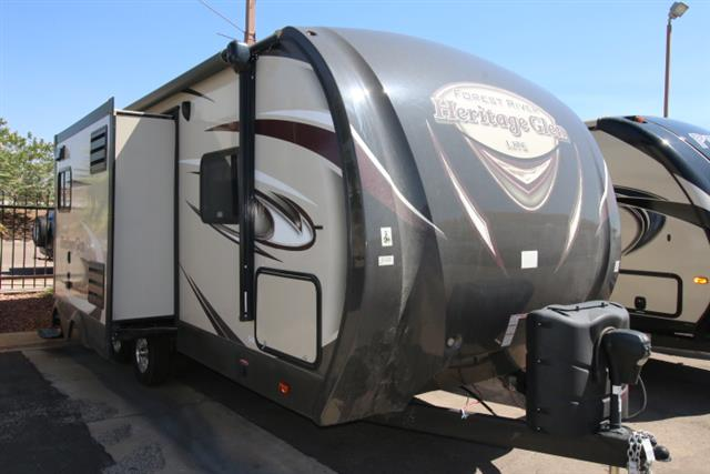 New 2015 Forest River Wildwood 232IS Travel Trailer For Sale