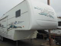 Used 2004 Forest River Wildcat 29RLBS Fifth Wheel For Sale
