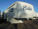 Used 2005 Forest River Cardinal 31TS Fifth Wheel For Sale
