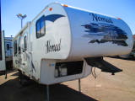 Used 2011 Skyline Nomad 214RL Fifth Wheel For Sale