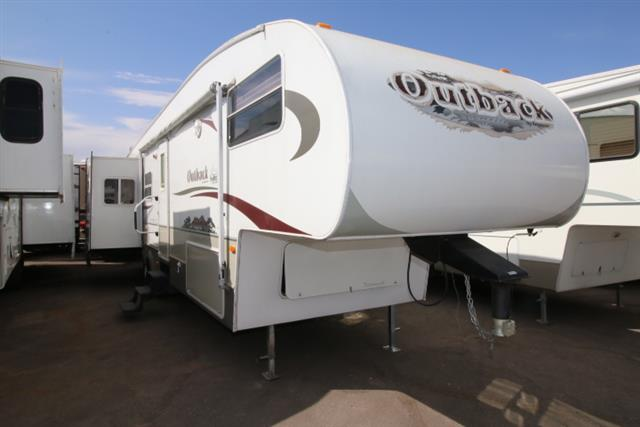 Used 2007 Keystone Outback Sydney 32-FRLDS Fifth Wheel For Sale