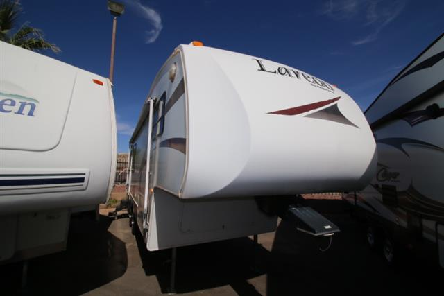 Used 2007 Keystone Laredo 25RK Fifth Wheel For Sale