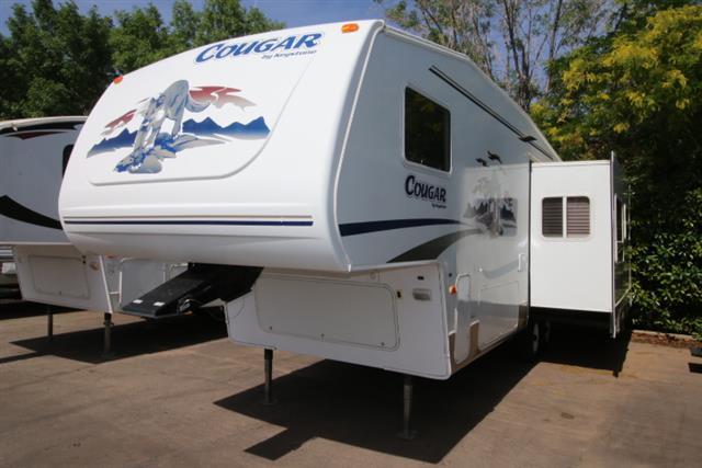 Used 2005 Keystone Cougar 285 Fifth Wheel For Sale