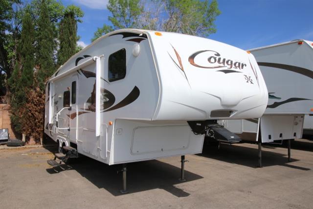 Used 2011 Keystone Cougar 27SAB Fifth Wheel For Sale