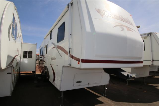Used 2006 Alpenlite Voyager 31RE Fifth Wheel For Sale