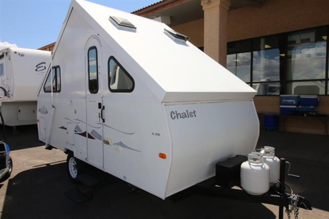Used 2007 Chalet Chalet XL1930 Pop Up For Sale