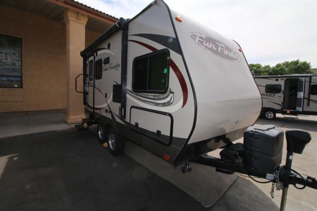 2014 Cruiser RVs Fun Finder