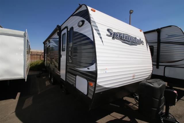 New 2016 Keystone Springdale 266RLWE Travel Trailer For Sale