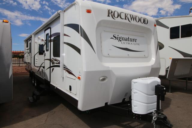 2015 Forest River Rockwood