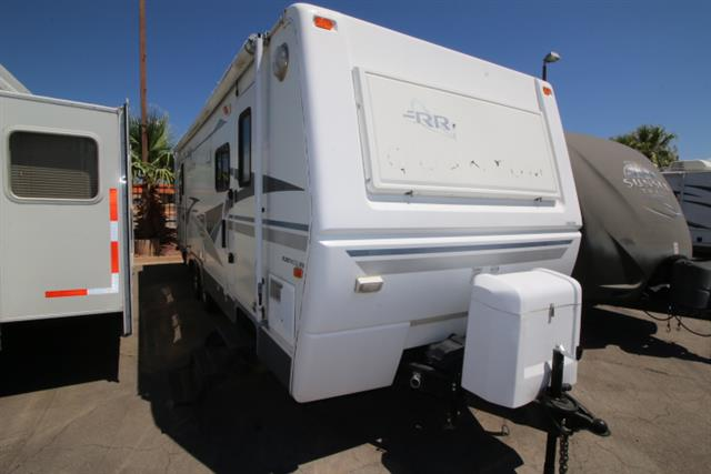Used 2004 Fleetwood Terry 290FLS Travel Trailer For Sale