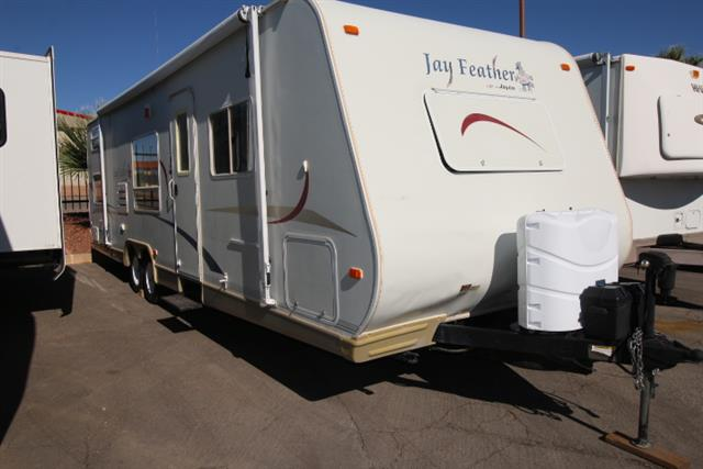 Used 2005 Jayco Jayfeather 29Y Travel Trailer For Sale