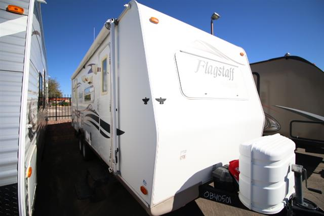 Used 2008 Forest River Flagstaff 26FS Travel Trailer For Sale