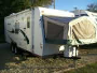 Used 2008 Flagstaff Shamrock 23SS Travel Trailer For Sale