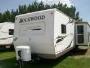 Used 2009 Forest River Rockwood 8298 Travel Trailer For Sale