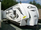 Used 2012 Keystone Cougar M-32 SAB Travel Trailer For Sale