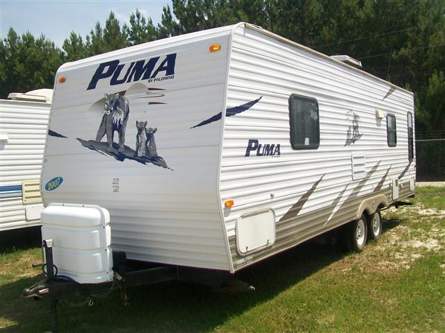 2007 Forest River Palomino Puma