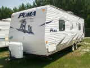Used 2007 Forest River Palomino Puma M-25RS Travel Trailer For Sale