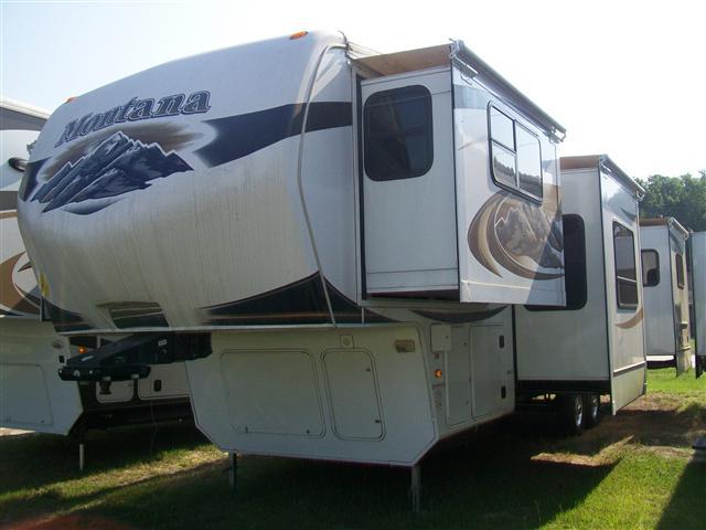 2011 Keystone Montana